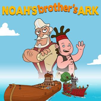Noah and Leon