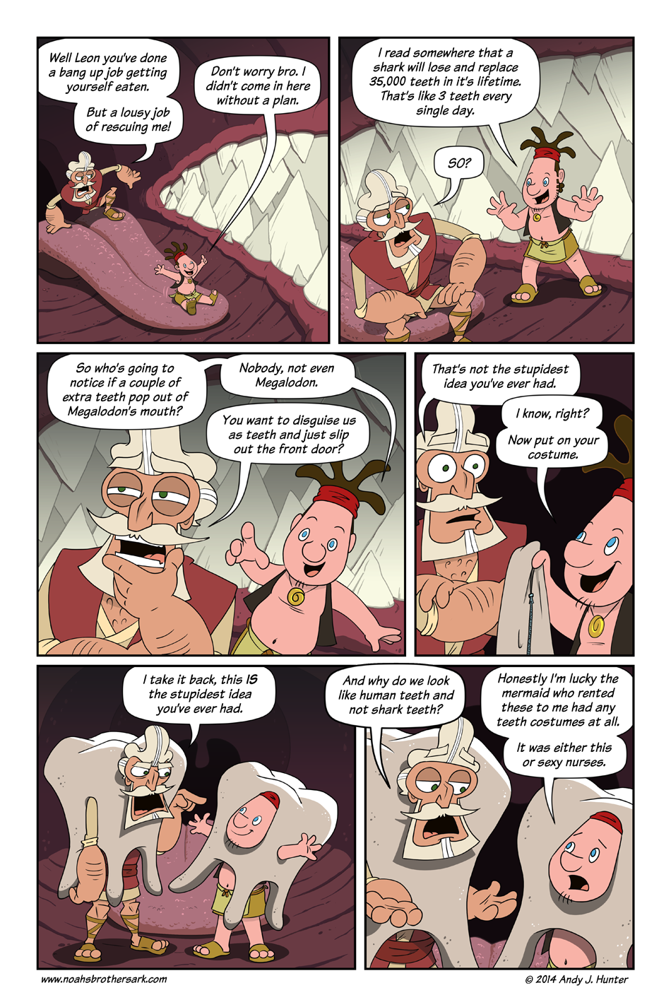 Page 47: Sweet Teeth