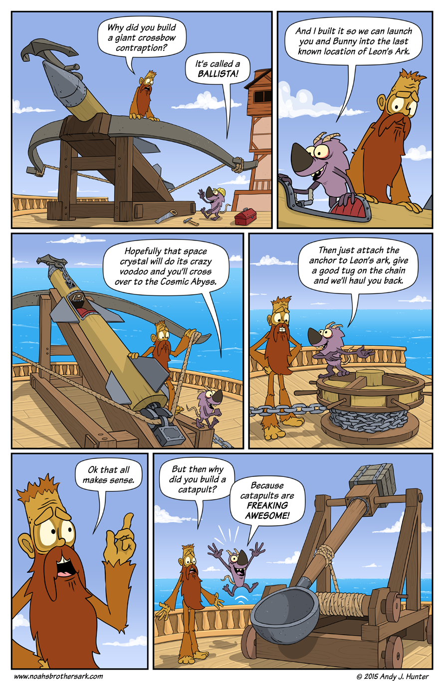 Noah's Brother's Ark Page 91