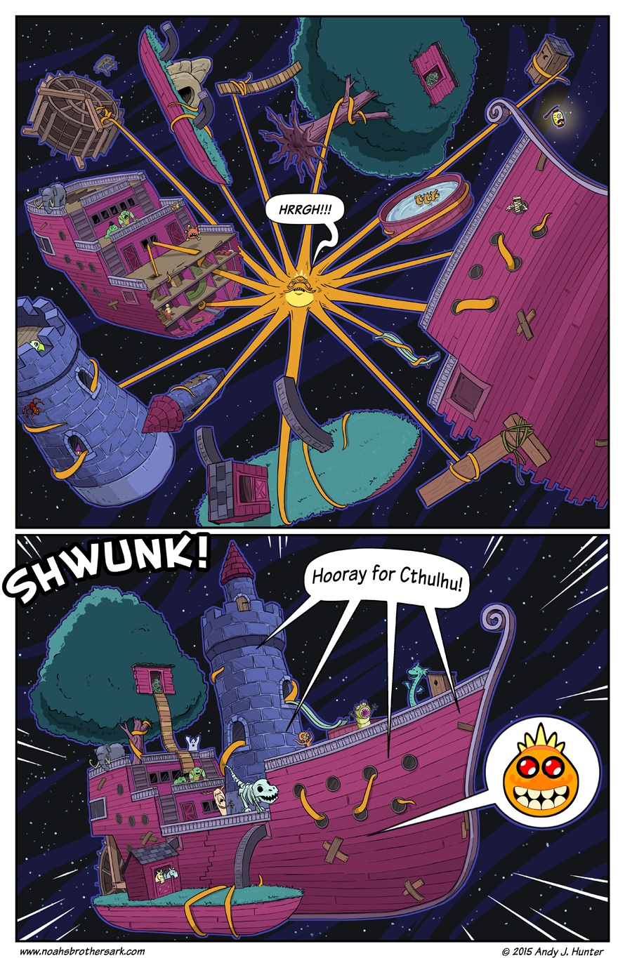 Noah's Brother's Ark Page 104
