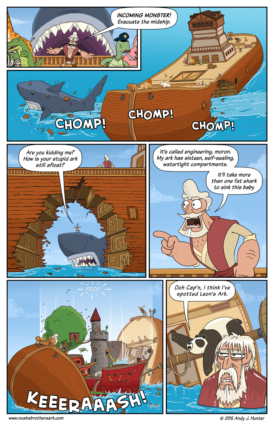 Noah's Brother's Ark Page 112