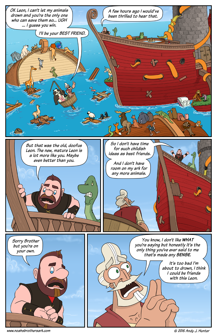 Noah's Brother's Ark Page 116