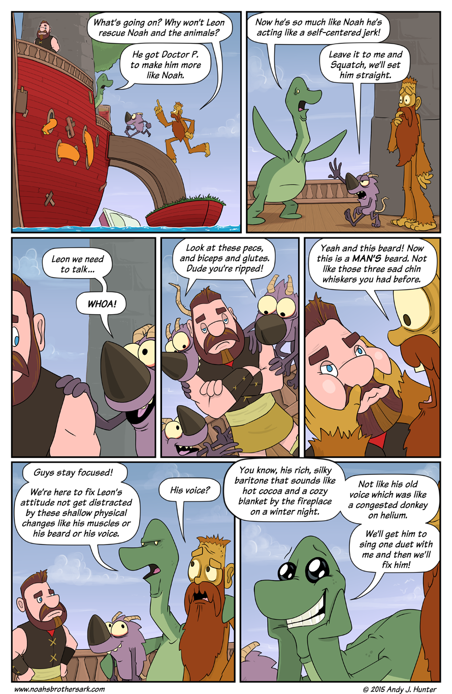 Noah's Brother's Ark Page 117