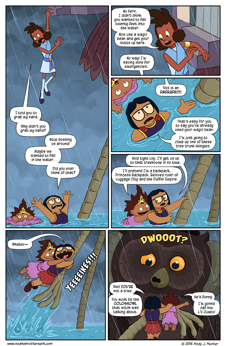 Noah's Daughters Page 12