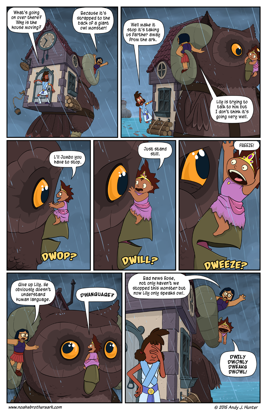 Noah's Daughters Page 13