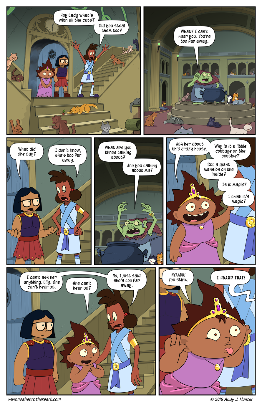 Noah's Daughters Page 16