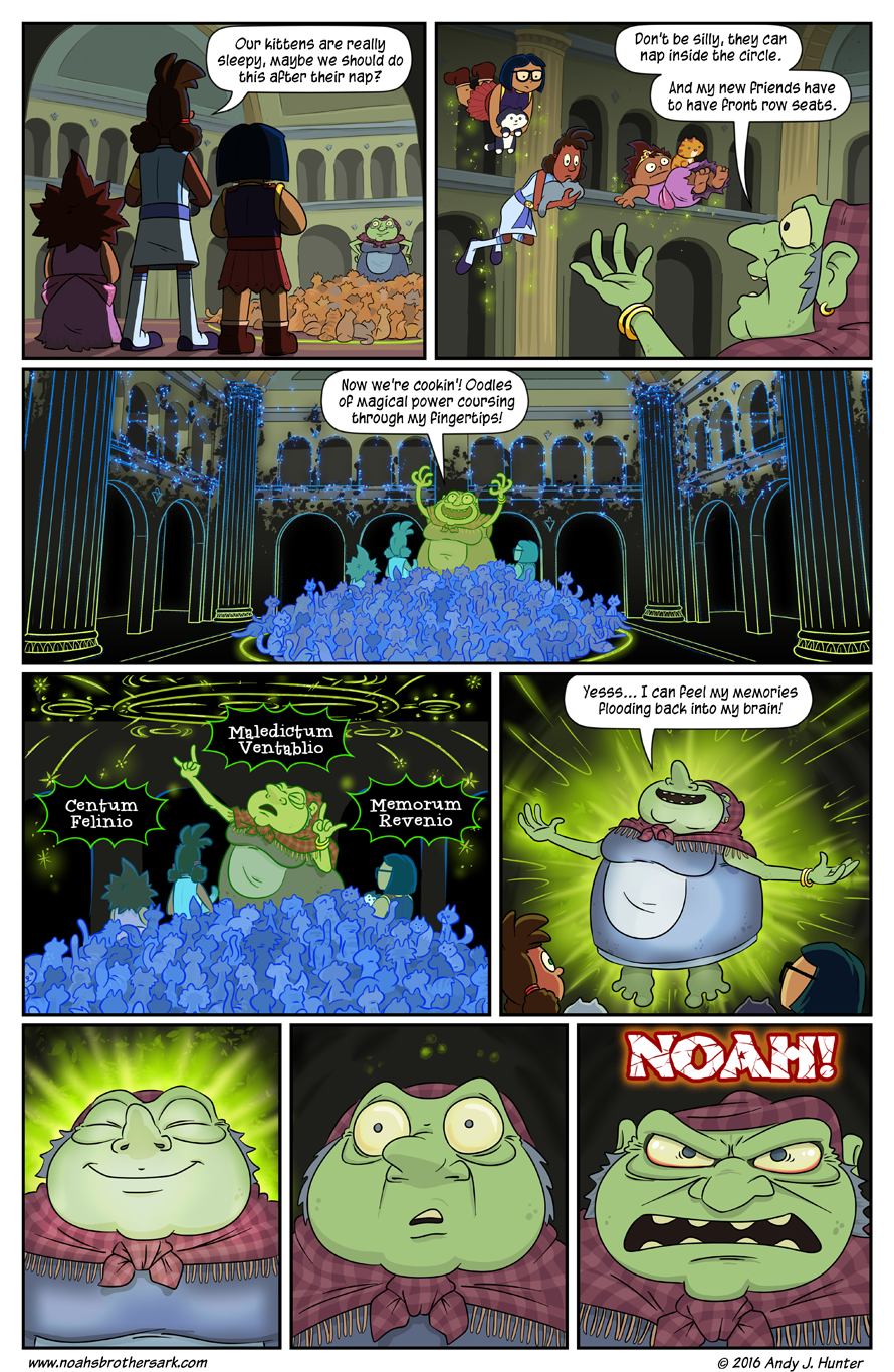 Noah's Daughters Page 26
