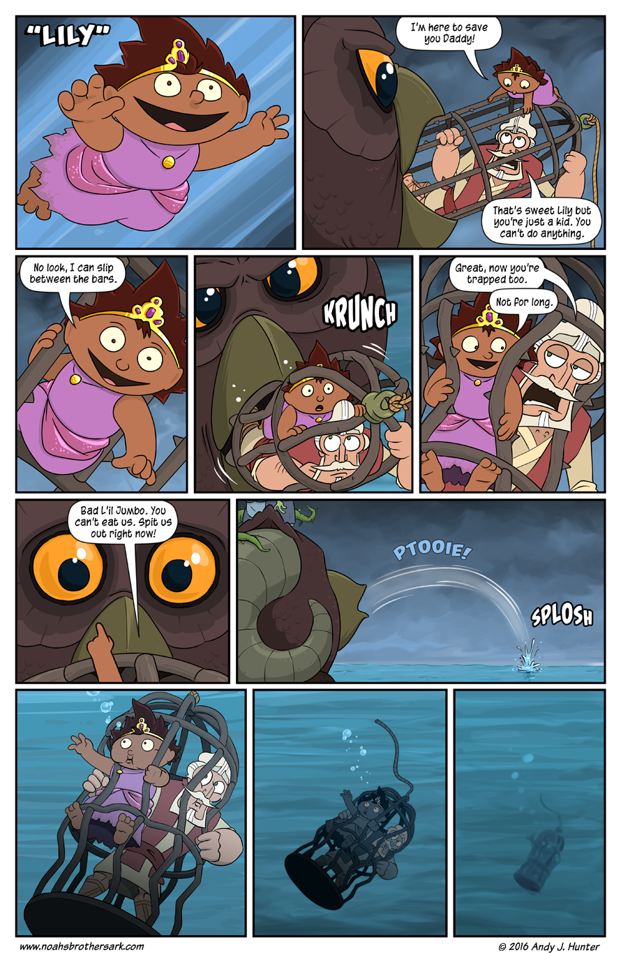 Noah's Daughters Page 30: Lily